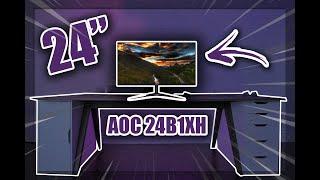 AOC 24B1XH MONITOR - (Best Buy)