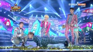 [HD] 130306 SHINee - Today's Winner No.1 & Encore