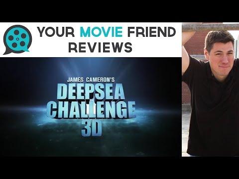James Cameron's Deepsea Challenge 3D (Your Movie Friend Review)