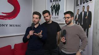 Baixar Intervista a Il Volo per 10 Years, 10 anni di carriera