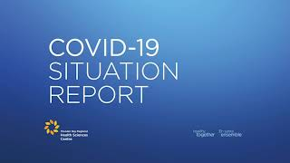 COVID-19 Situation Report for August 27th, 2020