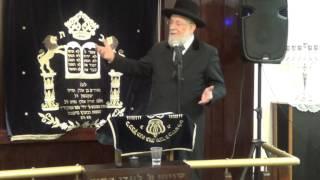 הרב ישראל מאיר לאו: דין הברכה על מצות סיפור יציאת מצרים