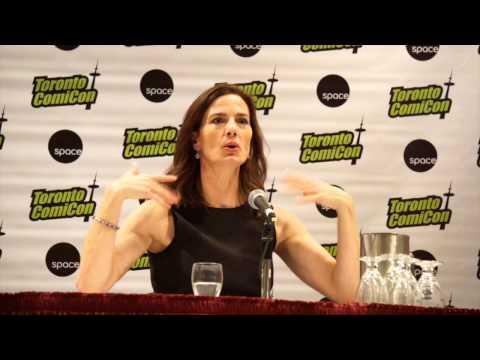 Terry Farrell - Toronto ComicCon 2015