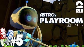 #5【きたぞ!PS5!!】兄者,弟者,おついちの「ASTRO's PLAYROOM(アストロプレイルーム)」【2BRO.】