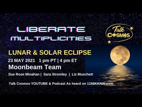TALK COSMOS 23 May 21: Moonbeam Team - Liberate Multiplicities