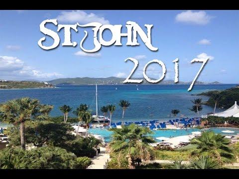 St. John 2017 Trip
