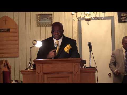 Rev Anthony Carter The Church Is Dying Revelations c3 v1 6