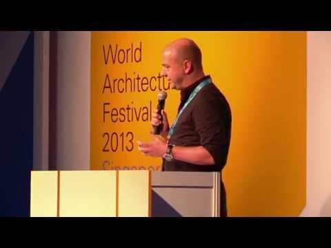 WAF 2013 Completed Building Hotel Category Winner, Concrete