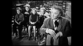 Der Raub der Sabinerinnen - Gustav Knuth - 1954 - Trailer