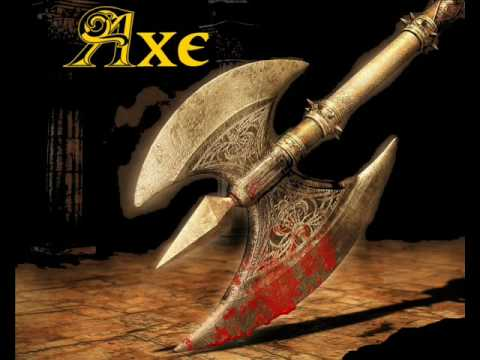 AXE - LET THE MUSIC COME BACK