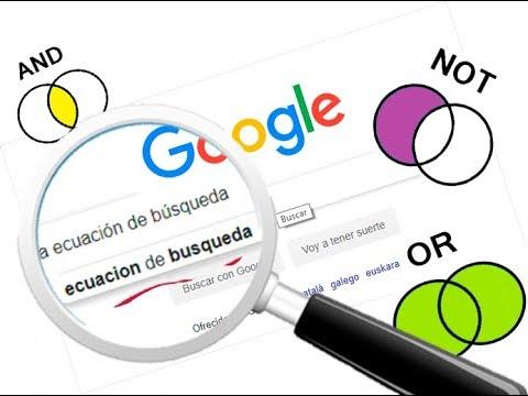 La ecuación de búsqueda - Obtención de información [Investigación ...