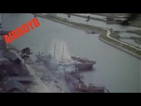 Ship Strafing (1945)