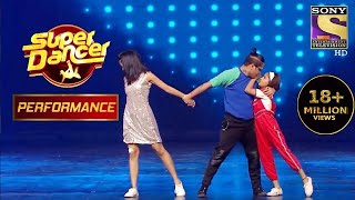 Contestants ने किया 'Kuch Kuch Hota Hai' Movie को Recreate | Super Dancer Chapter 1