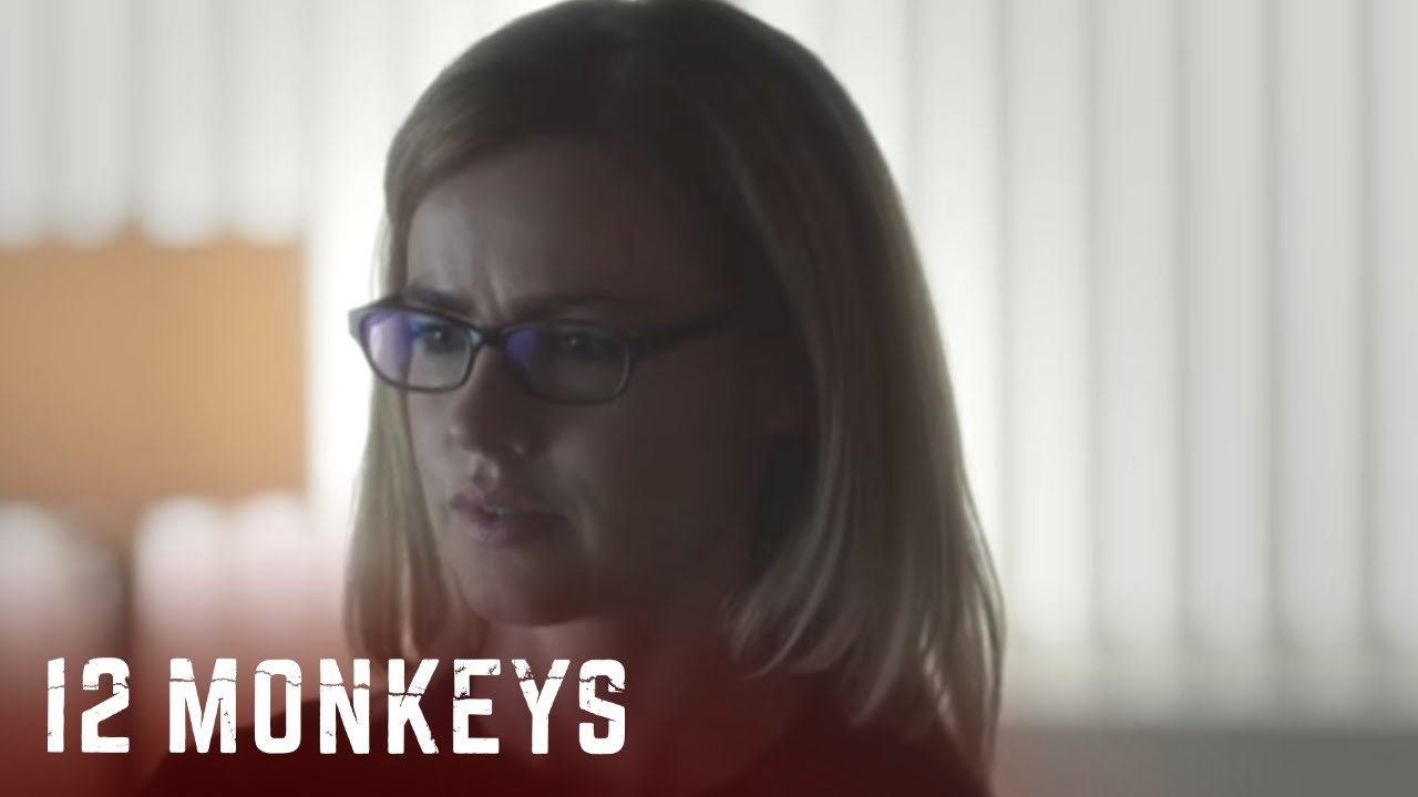 12 MONKEYS | Season 4, Episode 11: Old Times | SYFY - YouTube