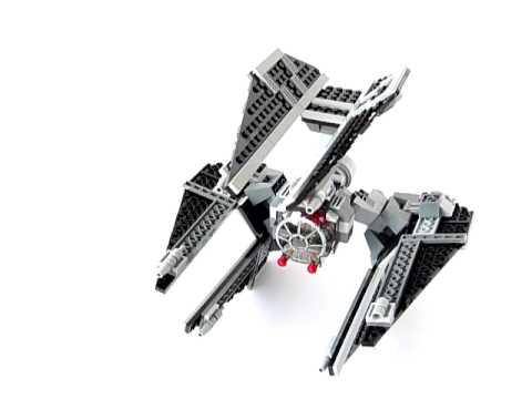 lego 8087 tie defender playability - youtube