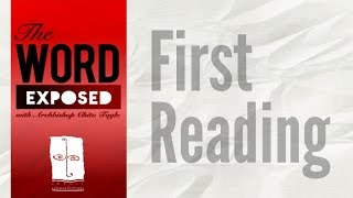 The Word Exposed - First Reading (November 22, 2015)