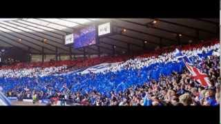 Rangers FC crowd songs