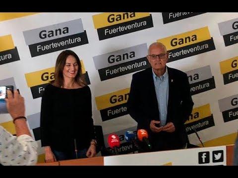 Gana Fuerteventura: Presentación Candidato al Senado Domingo González Arroyo