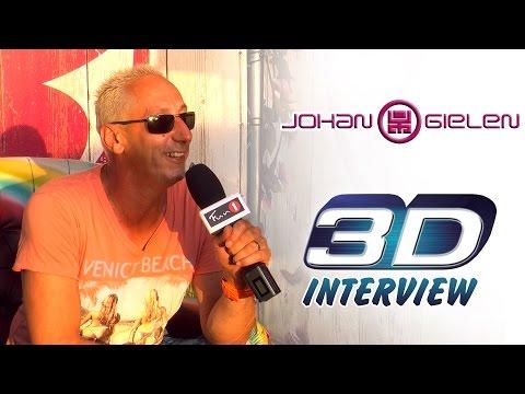 Tomorrowland 3D interview - JOHAN GIELEN (FUN 1 TV)