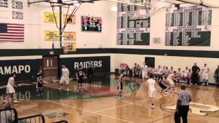 Ramapo vs Paramus Basketball