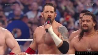Wrestlemania 32 Highlights