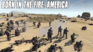 Born in the Fire: America - Civil War Mod - Men of War Assault Squad 2