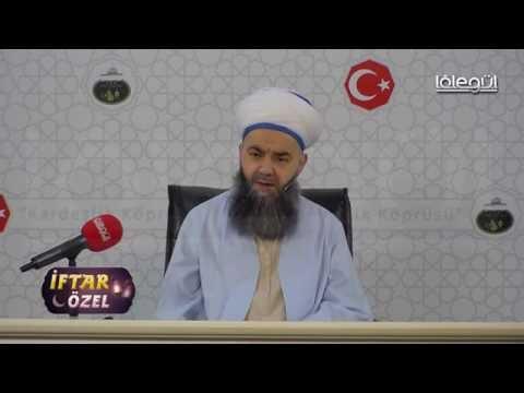 09 Haziran 2016 Tarihli İFTAR Sohbeti - Cübbeli Ahmet Hocaefendi