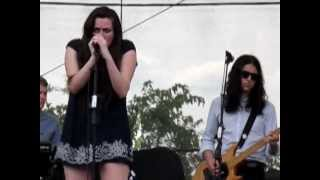 "Cults: ""You Know What I Mean"" Live Randall"