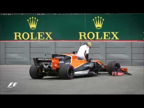 2017 Canadian Grand Prix: FP1 Highlights