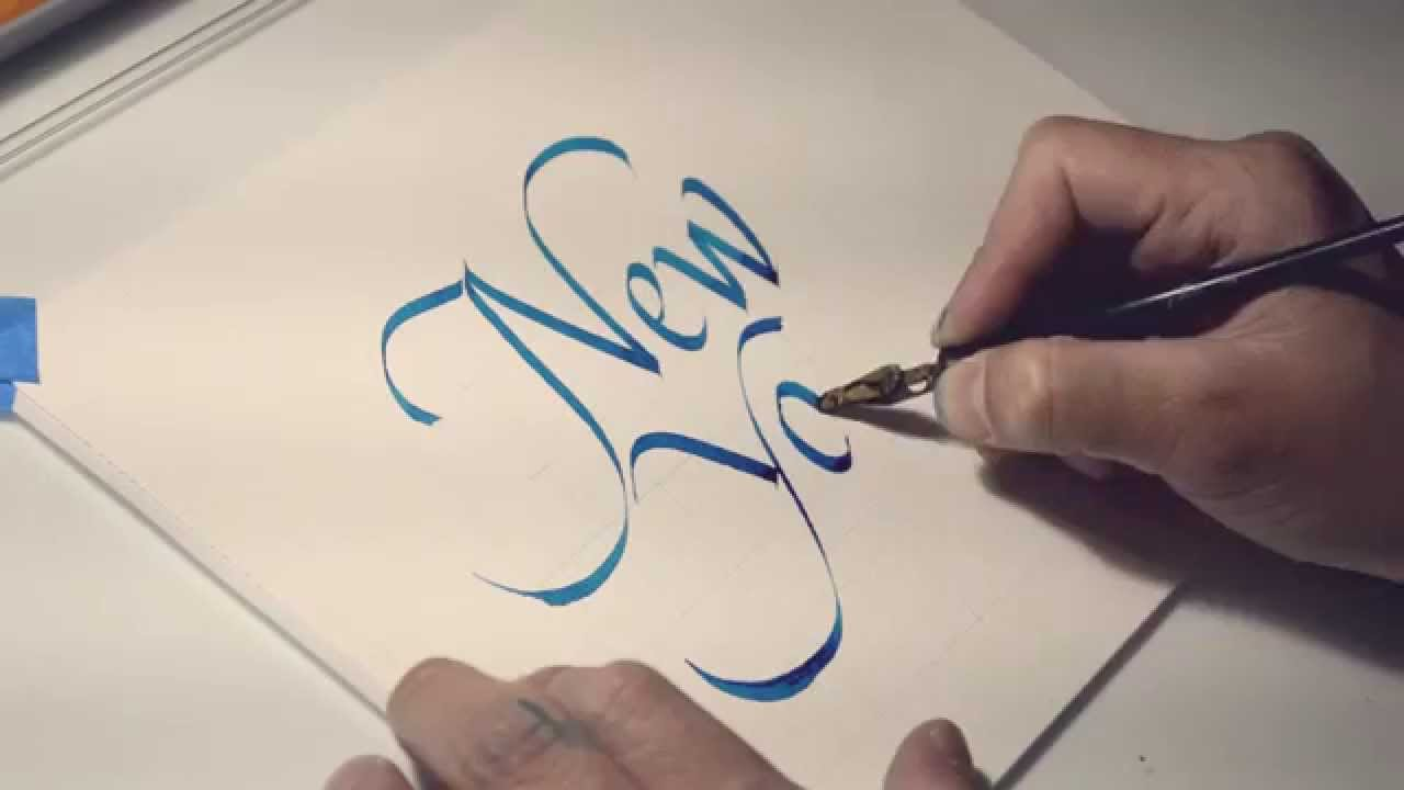 SpeedBall Calligraphy Nib C 0