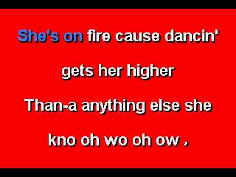 Van Halen - Dance The Night Away - Karaoke
