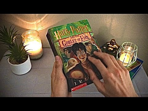 asmr-tapping-and-scratching-(no-talking)---harry-potter-and-the-goblet-of-fire