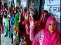 नगर परिषद चुनावों के लिए मतदान जारी, वोटरों में उत्साह