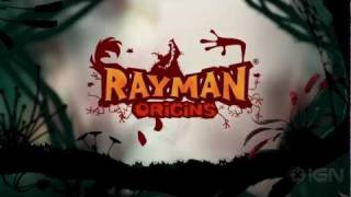 Rayman Origins_ Bubblize Trailer