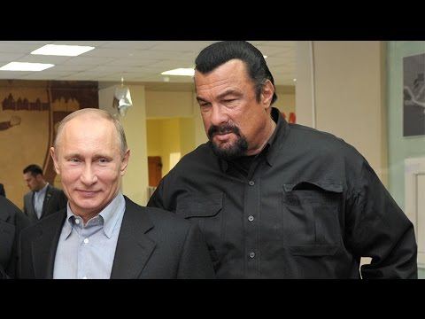 Putin Wanted Steven Seagal as Russian Envoy to US
