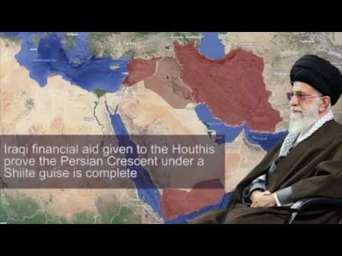 Iran's Middle East Cresent