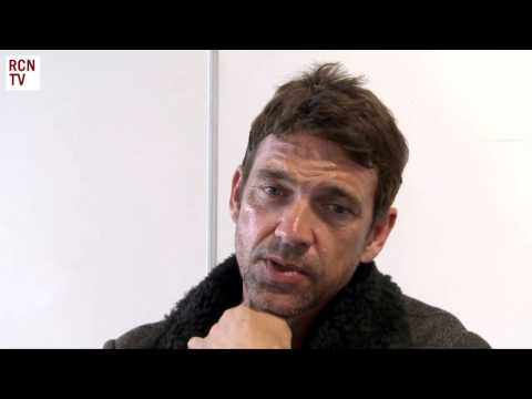 Dougray Scott Interview Hemlock Grove