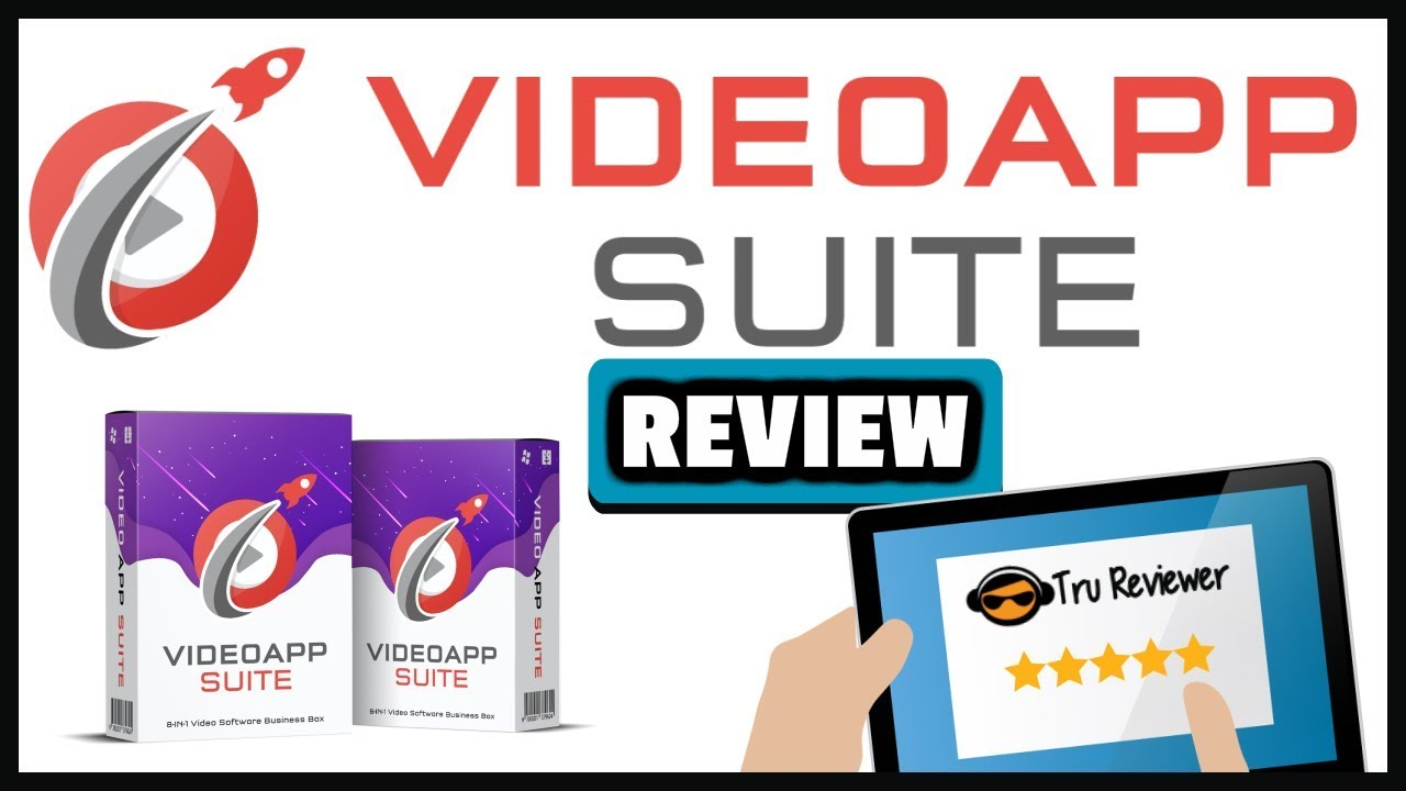 Video App Suite Review 8 Amazing Video Software Tools Youtube