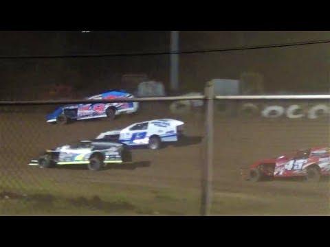 Cottage Grove Speedway- IMCA Mod.B-A-Main: Bricen James Comeback Win