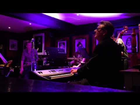 Chris Ingham - Jazz Pianist - at 'Jazz Spa' The Clarendon (Leamington Spa)