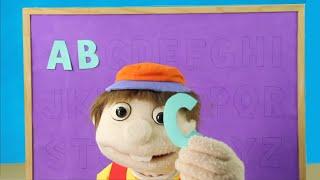 Alfabeto para crianças | Aprenda o ABC | Turma do Zé Alegria