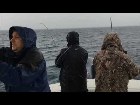 Salmon Fishing Kenosha Wisconsin August 2016
