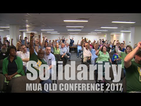QLD Conference 2017 - Oaky North Miners Resolution