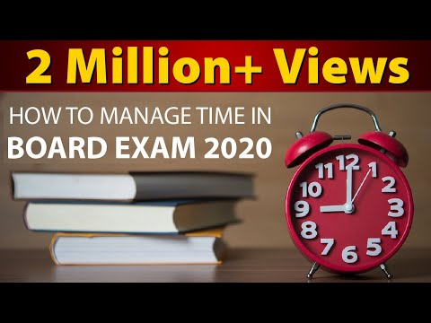 Best Time Table Preparation Tips For Board Exam 2019 | Exam Tips |  LetsTute