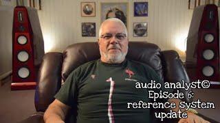 the audio analyst© Episode 6: the von schweikert audio ULTRA 9 loudspeaker