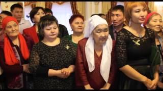 Свадьба в Павлодаре Улан и Арайлым часть 2