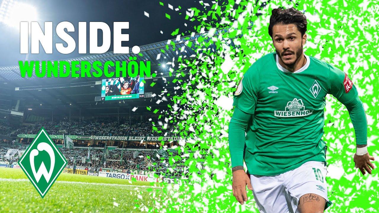 Vollgas Fussball Gegen Heidenheim Werder Tv Inside Zwischen Dfb Pokal Und Sc Freiburg