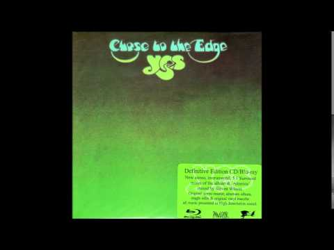 Yes - Close To The Edge (1972) (Full Album)