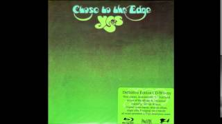 Yes - Close To The Edge (1972) (Full Album)