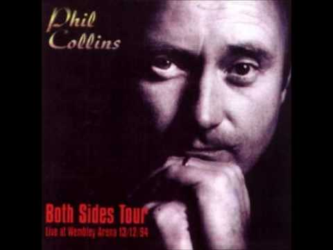 Phil Collins: Both Sides Tour  At Wembley  04 Cant Turn Back The Years